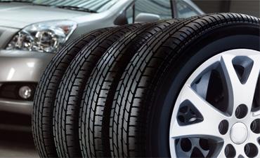 pneuservis pro osobní a dodávková vozidla
