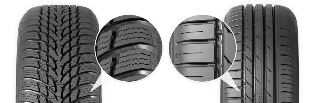Jaký je rozdíl mezi letní a zimní pneumatikou